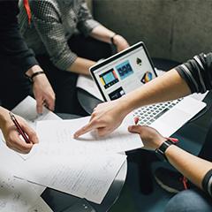 Wie ist der Onlinemarkt der Schreibdienstleistungen organisiert?